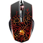 High Precision Wired USB Gaming Mouse With LED Lights For Games