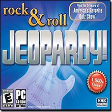 Rock and Roll Jeopardy (Jewel Case)