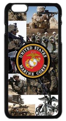 "Lilichen Forever Collectible Usmc Marine Corps Case Cover For Iphone 6 4.7"" -- Desgin By Lilichen"