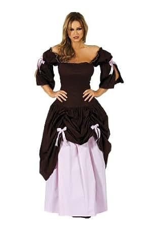 Renaissance Girl Costume - Women Small/Medium