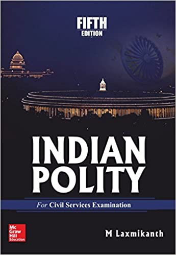 Indian Polity 5th Edition M. Laxmikanth Free PDF Download, Read Ebook Online
