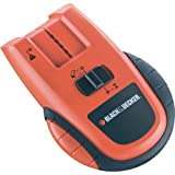 Black & Decker BDS300 3-in-1 Includes Stud, Pipe and Live Wire Detector
