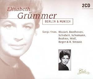 Recitals Berlin & Munich