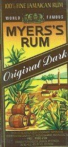 Myers's Rum Original Dark 1 Liter