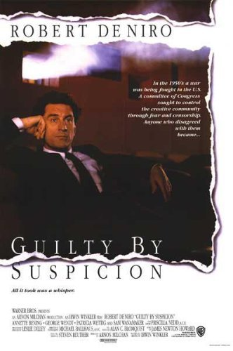Guilty by Suspicion Cover