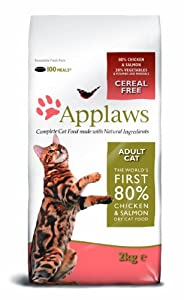 Applaws Cat Adult Dry Mix Chicken and Salmon  2 kg