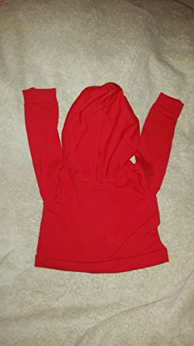 FAO Schwarz Muppet Whatnot - Red Hoodie - 1