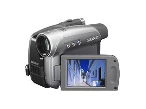 Sony DCR-HC28 MiniDV Handycam Camcorder with 20x Optical Zoom