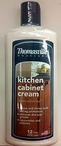 Amazon.com: Thomasville Kitchen Cabinet Cream 12 Oz (Pack ...