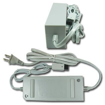 AC Adapter Power Supply for Nintendo Wii 110V-220V