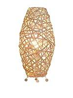 ZZ-COLONIAL CHIC Lámpara De Mesa (Beige)