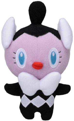 Pokemon Best Wishes Plush Doll Takaratomy - N-20 - Gothimu/Gothita - 1