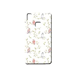 G-STAR Designer Printed Back case cover for VIVO V3 - G5299