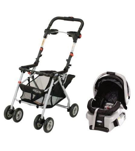 Graco Snugride 35 Infant Car Seat Base: Graco SnugRider Frame ...
