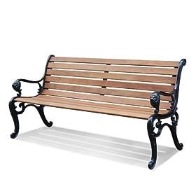 vifah v1358 lion steel park bench price