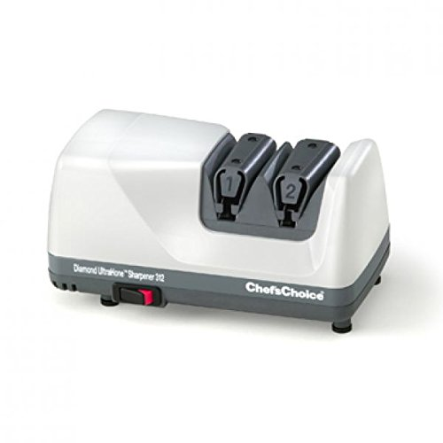 Chef's Choice 312 Diamond Ultrahone Sharpener, White