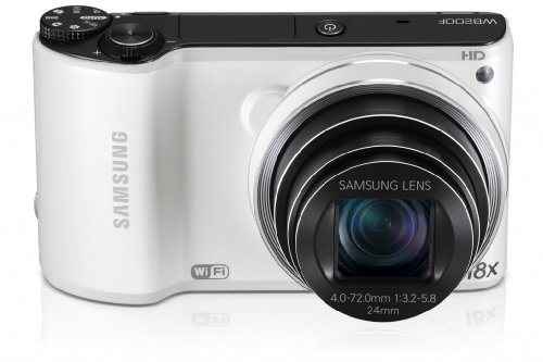Imagen principal de Samsung EC-WB200FBPWE1
