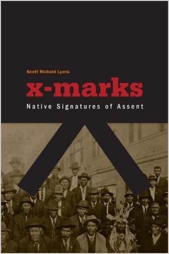 X-marks : native signatures of assent