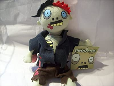 Dismember-me 12 Plush Zombie from ThinkGeek