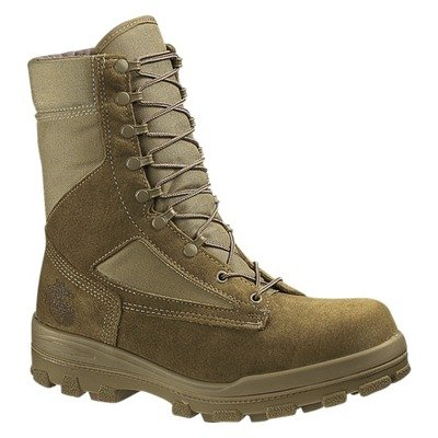 Women's Bates USMC DuraShocks® Steel Toe Hot Weather Boot