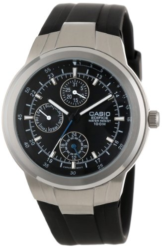 Casio Men's EF305-1AV Multifunction Analog Watch