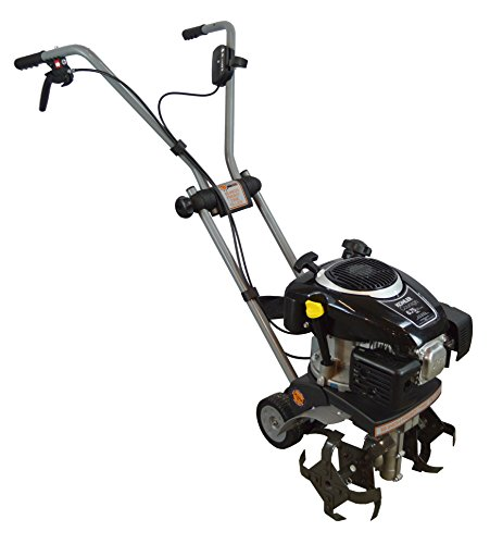 "For Sale! Dirty Hand Tools 101571 Front Tine Tiller with Kohler, 15"", Silver/Black"