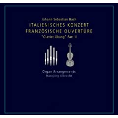 Overture (Partita) in the French Style in B minor, BWV 831 (arr. H. Albrecht for organ): II. Courante
