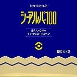 シーアルパ100 [180粒×2瓶入り] 1個