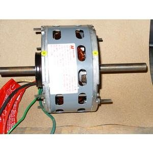 Magnetek Ha3D004N 1/6 Hp Electric Motor 208-230 Volt 1050 Rpm