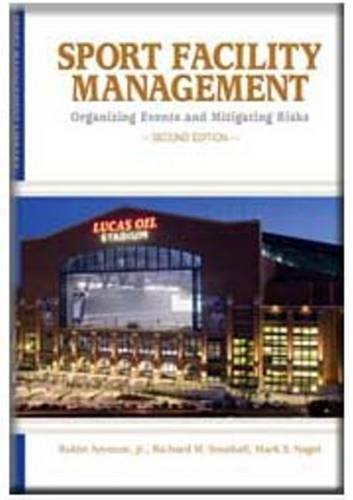 Sport Facility Management: Organizing Events and...