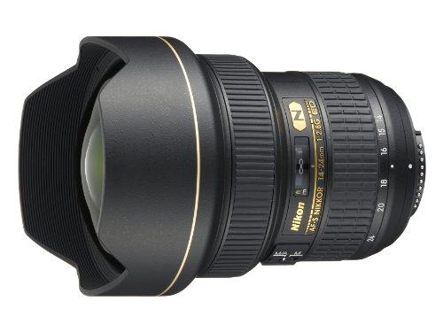 Nikon AF-S FX NIKKOR 14-24mm f/2.8G ED Zoom Lens with Auto Focus for Nikon DSLR Cameras (Nikon Camera D 3000 compare prices)