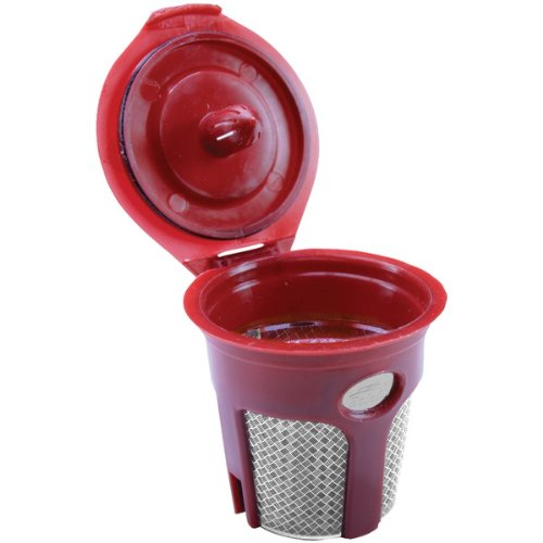 The BEST SOLOFILL Chrome Refil Filter Cup