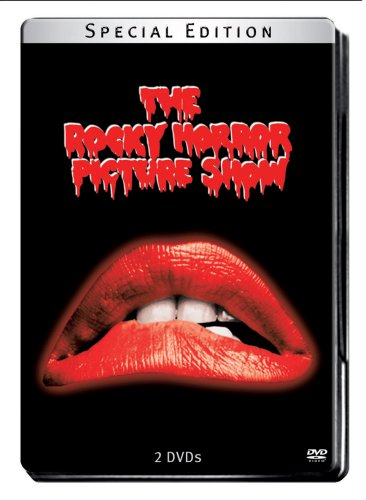 The Rocky Horror Picture Show (Steelbook) [Special Edition] [2 DVDs]