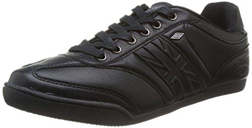 Umbro  Marple,  Sneaker uomo Nero Noir (230-Noir/Carbon) 45