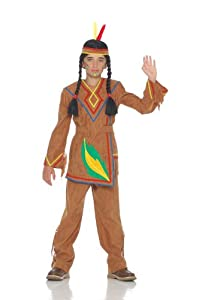 Apache 3-4 years - Costume on hanger boy luxe