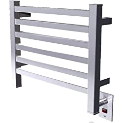 Amba Q 2016 P Quadro 20-1/2-Inch x 16-Inch Towel Warmer, Polished