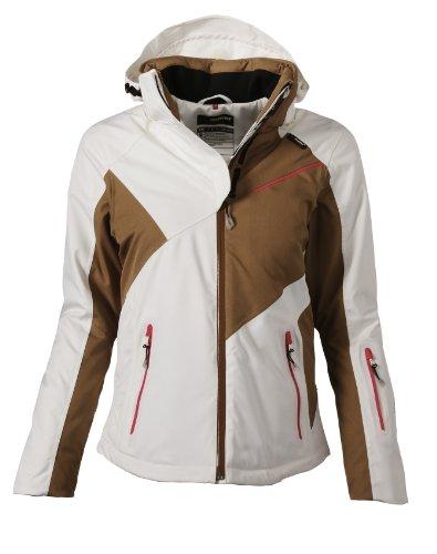 maier sports Damen Ski-Jacke Sesvenna mTEX, snow
