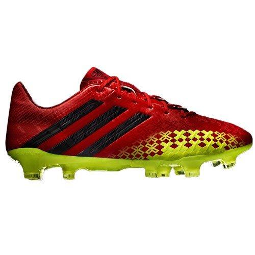 Adidas Predator Lz Trx Fg - (Vivid Red/Black/Electric) (10)