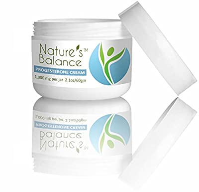 Nature's Balance Bio-identical Progesterone Cream. Fragrance Free. Free from toxic, cancer causing petrochemicals.