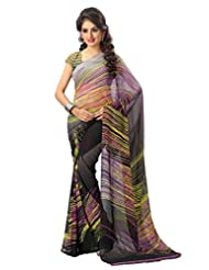 Vaamsi Printed Saree (Raga3080_Multi-Coloured_6.3 M Length)