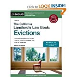 The California Landlord's Law Book: Evictions (14th Edition)