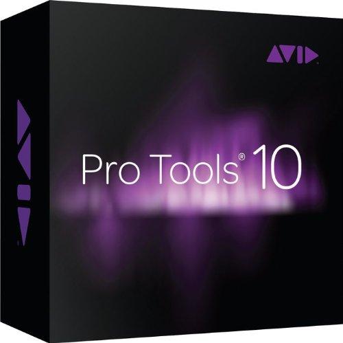 Pro Tools 10  Student Edition (PC/Mac)