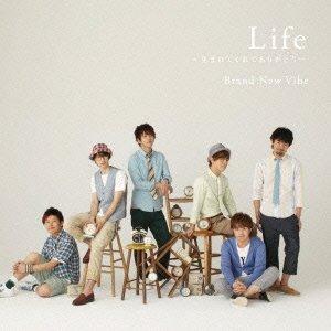 Life~生まれてくれてありがとう(初回限定盤)(DVD付)