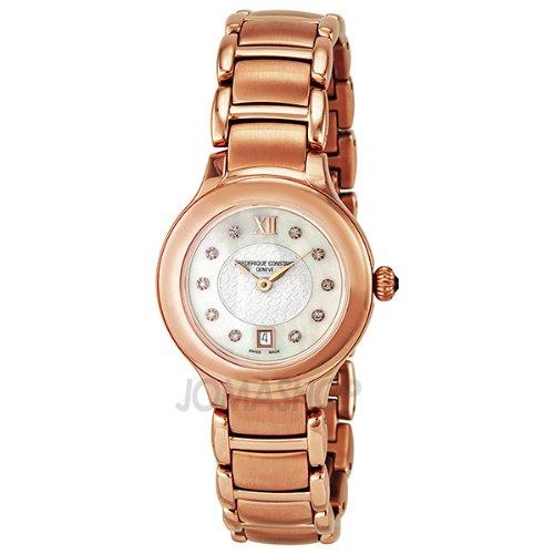 Frederique Constant FC-220WHD2ER4B - Reloj para mujeres