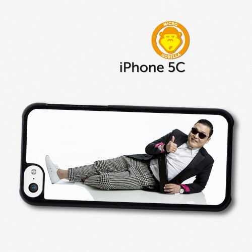 Psy On The Floor Portrait Case For Iphone 5C A2053 front-590542