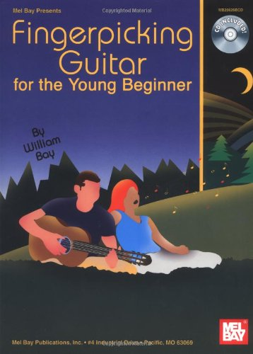 Fingerpicking Guitar for the Young Begin (Young Beginner)