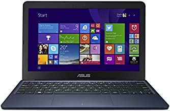 "Asus  X205TA-BING-FD015BS PC Portable 11,6"" Bleu (Intel Atom, 2 Go de RAM, SSD 32 Go, Mise à jour Windows 10 gratuite)"
