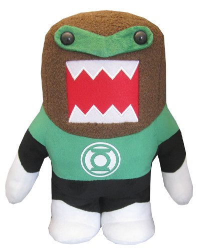 "Domo Green Lantern Small 6"" Plush - 1"