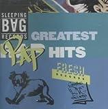 echange, troc Various Artists - Sleeping Bag Records Greatest Rap Hits