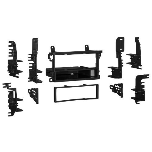 Metra 99-7417 Installation Multi-Kit for Select 1993-2004 Nissan Vehicles -Black (2003 Nissan Frontier Lift Kit compare prices)